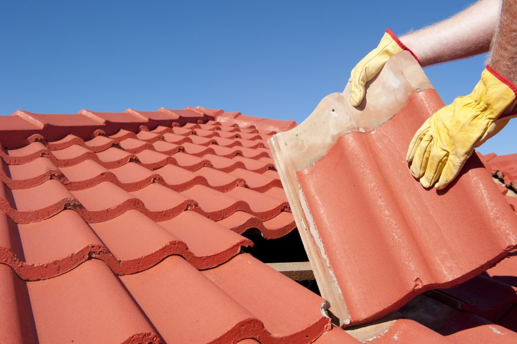Clay and cement tile roof repair Seattle and Bellevue, WA